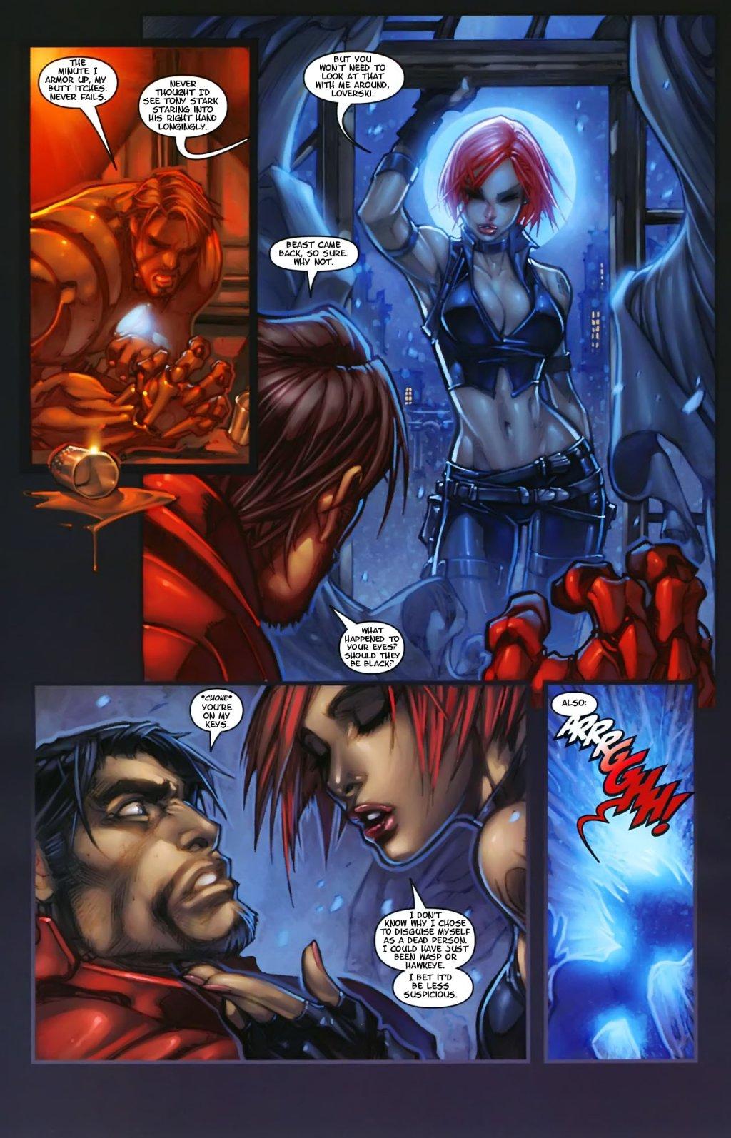 Tony stark black widow sex fill blank