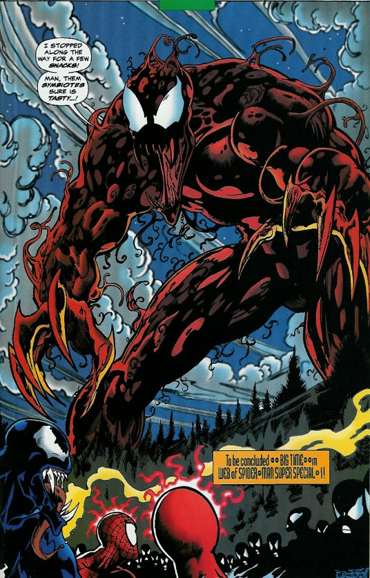 Planet of the Symbiotes  History Before it Repeats ItselfSymbiote Thing