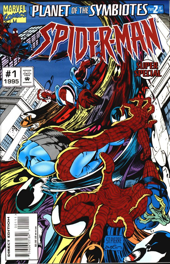 4thletter! » Blog Archive » Planet of the Symbiotes ...