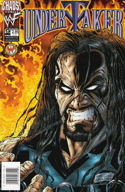 4thletter 187 Blog Archive 187 The Undertaker Comic Part 1
