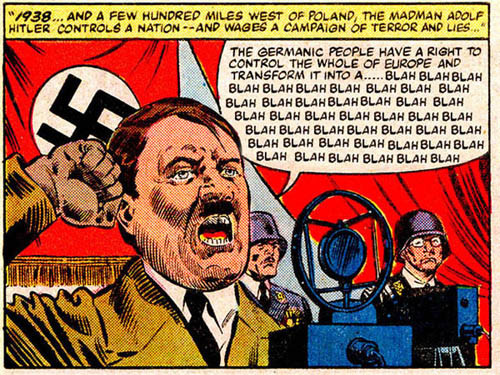 4thletter! » Blog Archive » Marvel's Non-Battle Pope Comic ...