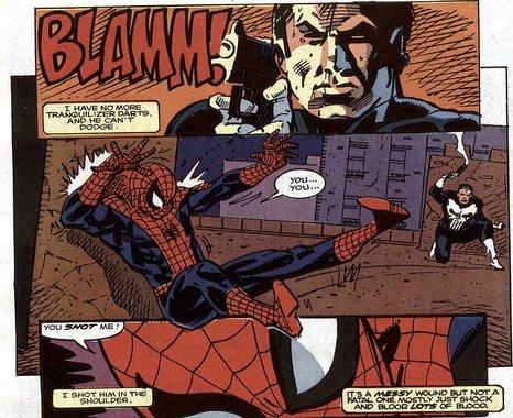616 Spider-Man vs Blake Belladonna&Adam Taurus