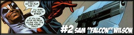 #2: Sam Wilson