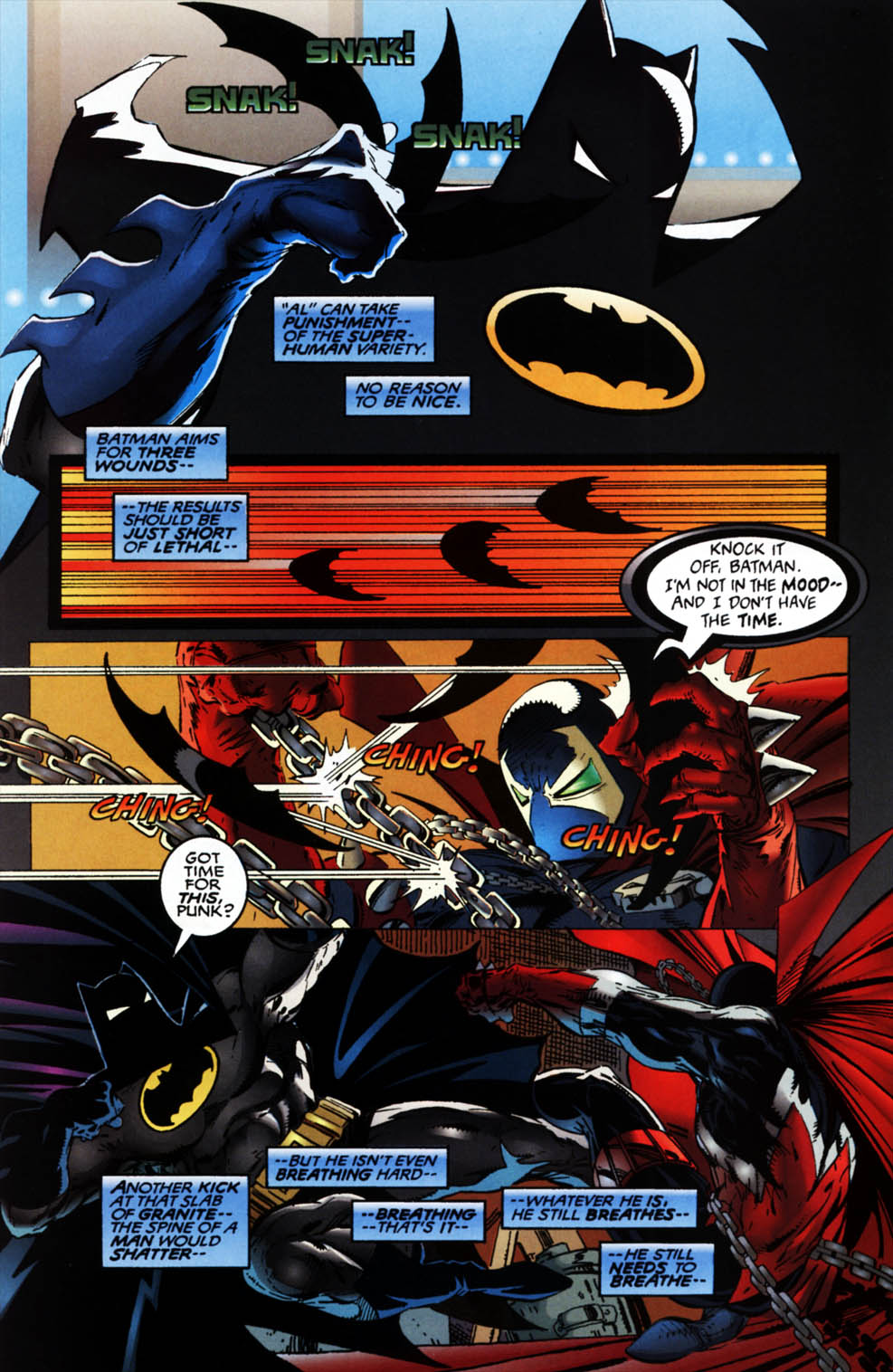 4thletter! » Blog Archive » Booze, Broads, and Bullets: Spawn-Batman
