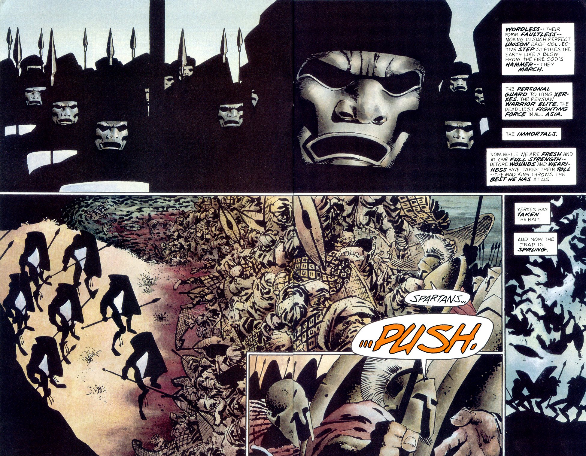 Frank Miller 300 Graphic Novel Pdf