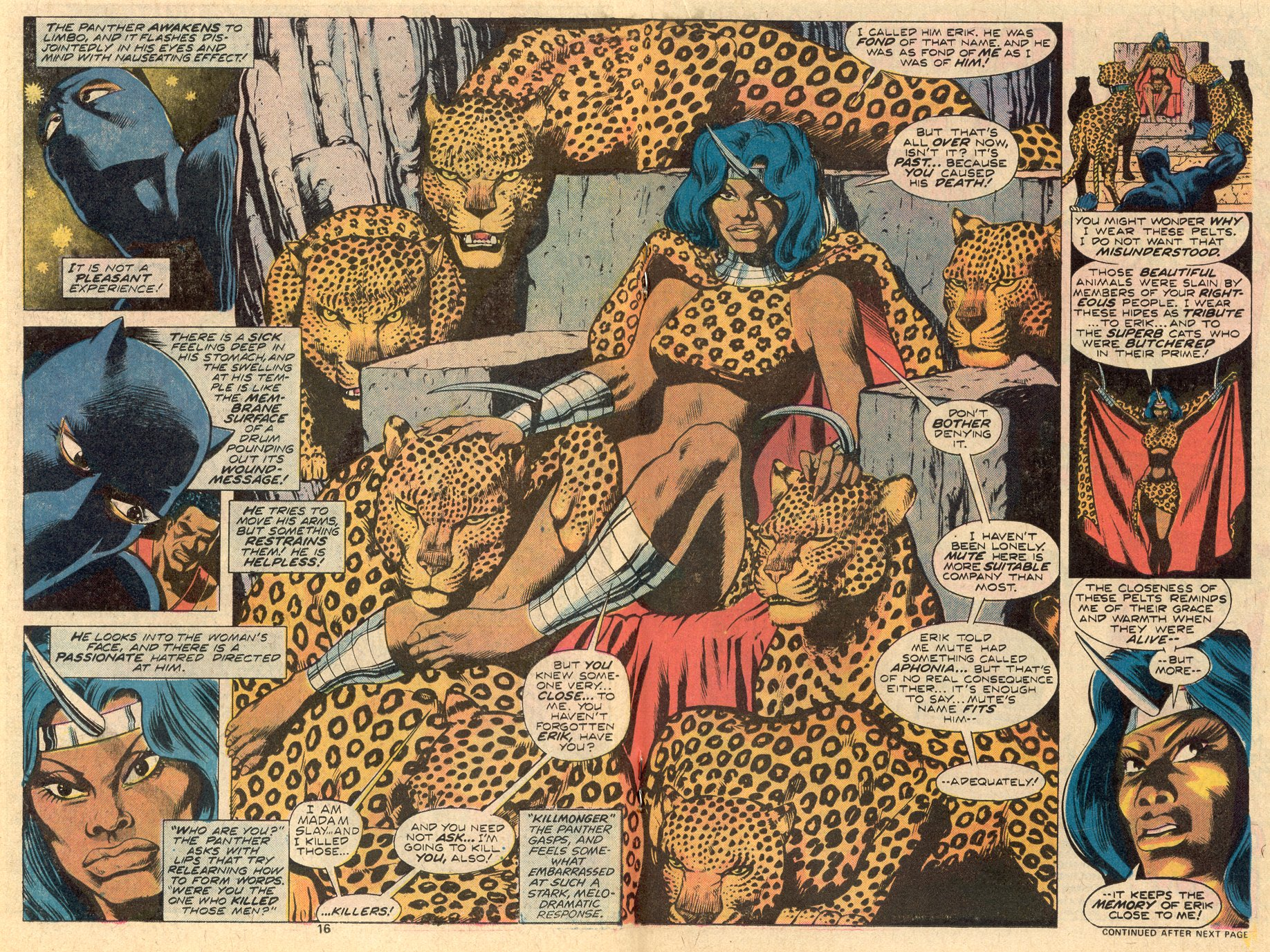 Leopard man goes to chocolate city 10